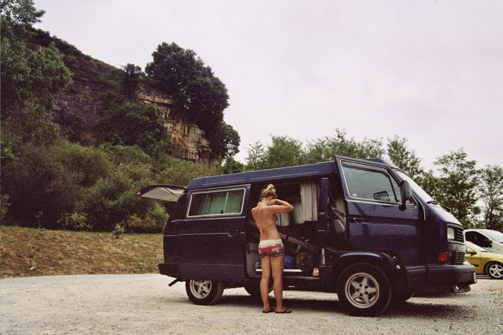 Unser Urlaubsmobil