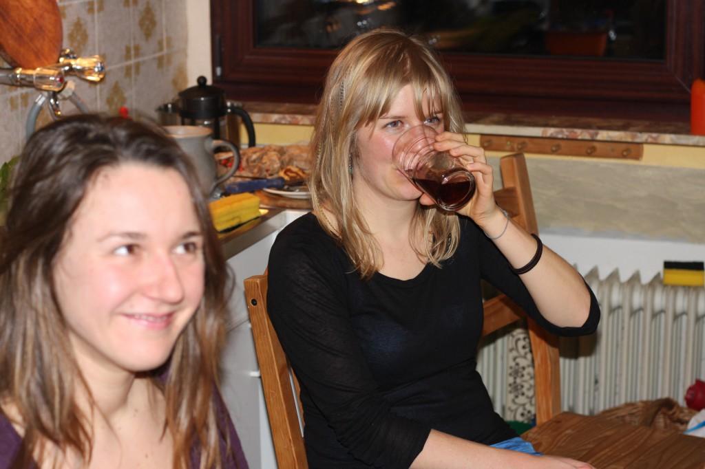 Liesa und Karo