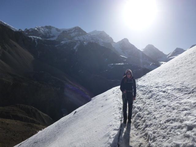 Thorong Pedi nach Thorang La Pass (5.250m)
