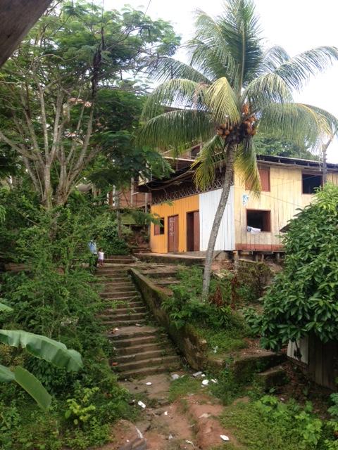 Nachbarhaus in Yurimaguas