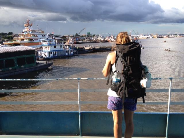 Willkommen in Iquitos