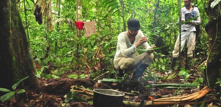 Grüne Sache. Mit Lenin im peruanischen Amazonas-Regenwald.