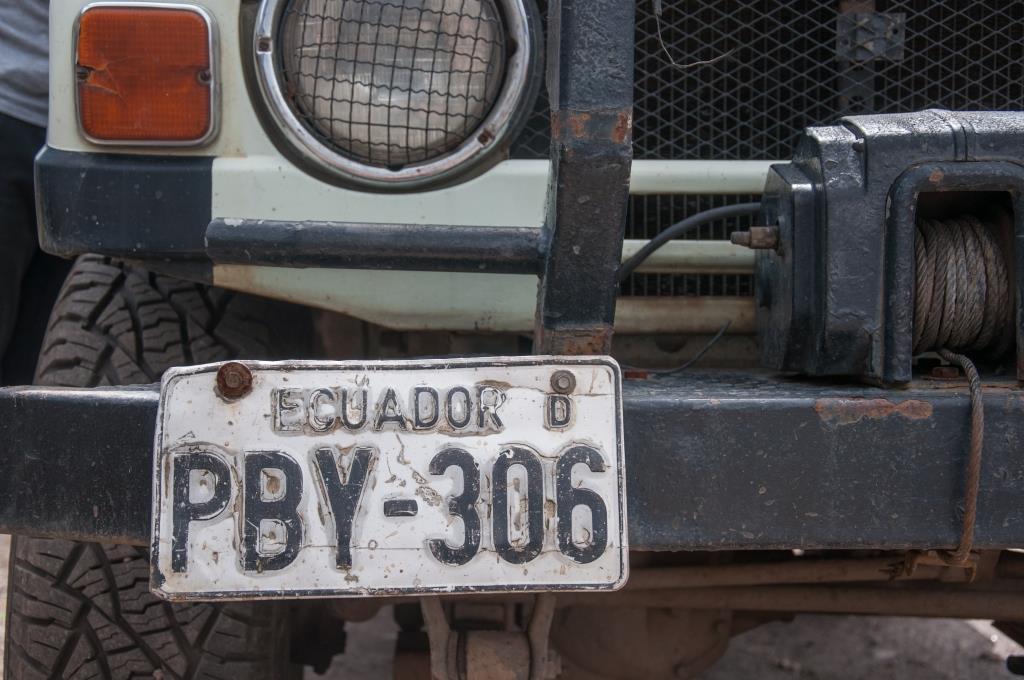 Cayambe Ecuador