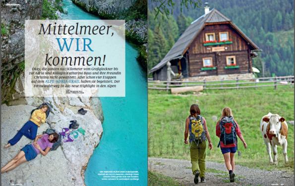 Alpe_Adria_active_life_Deckblatt_Drei_Grad_Nord