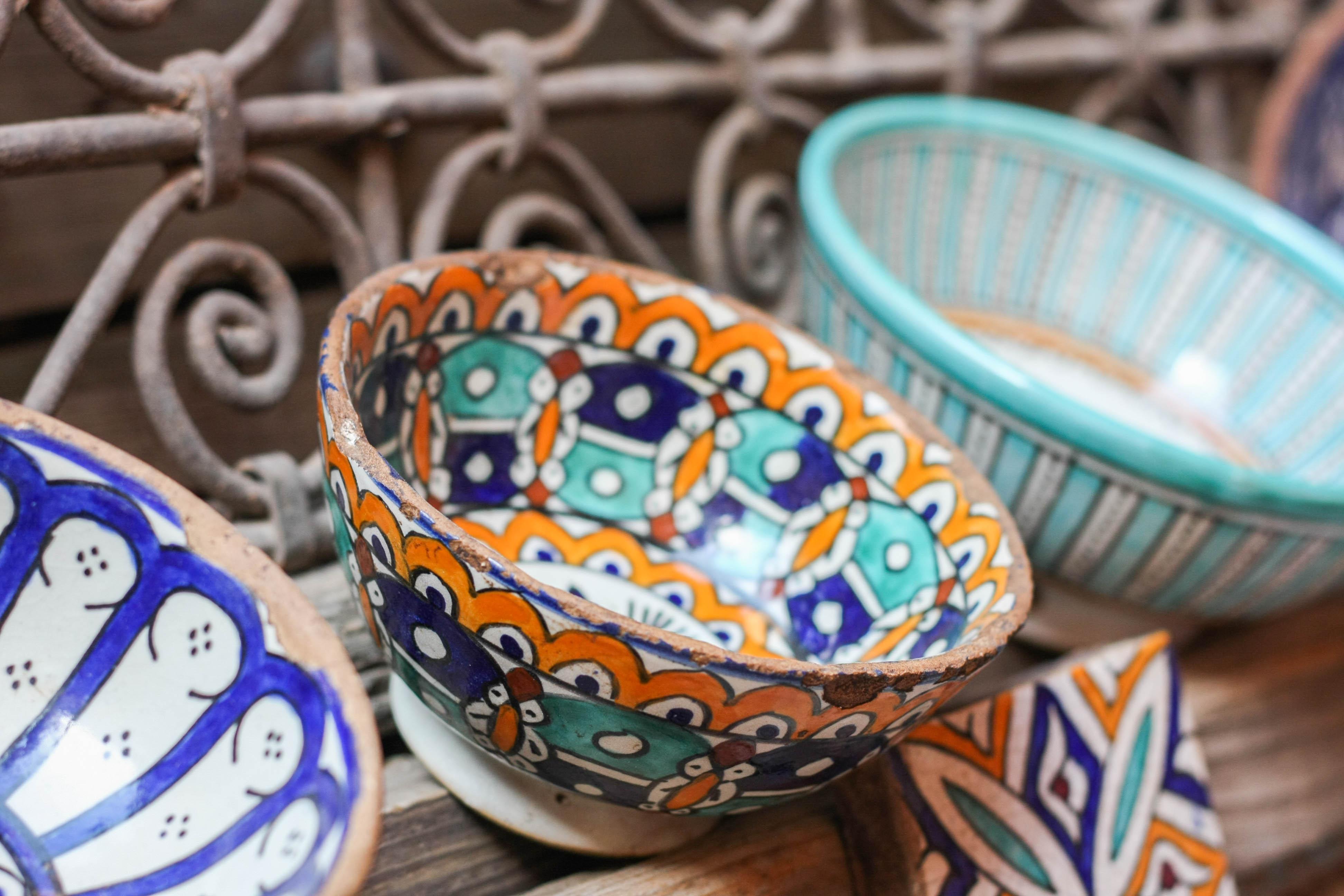 Marrakesch Keramik