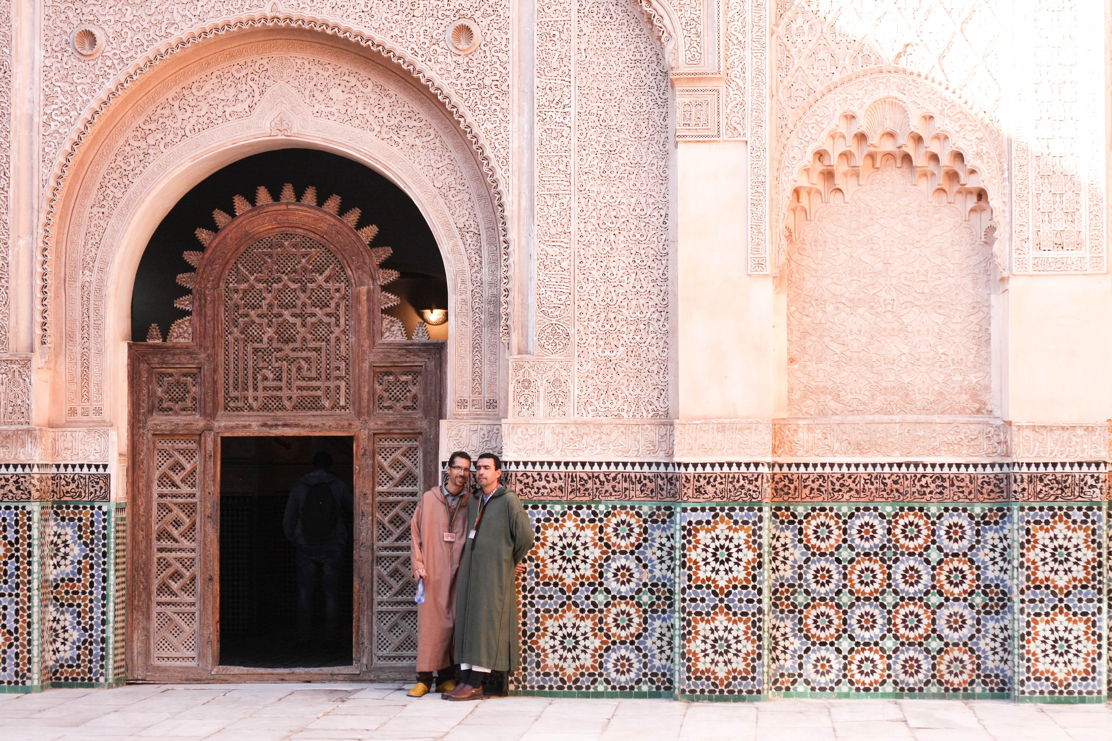 Marrakesch Ben Youssef