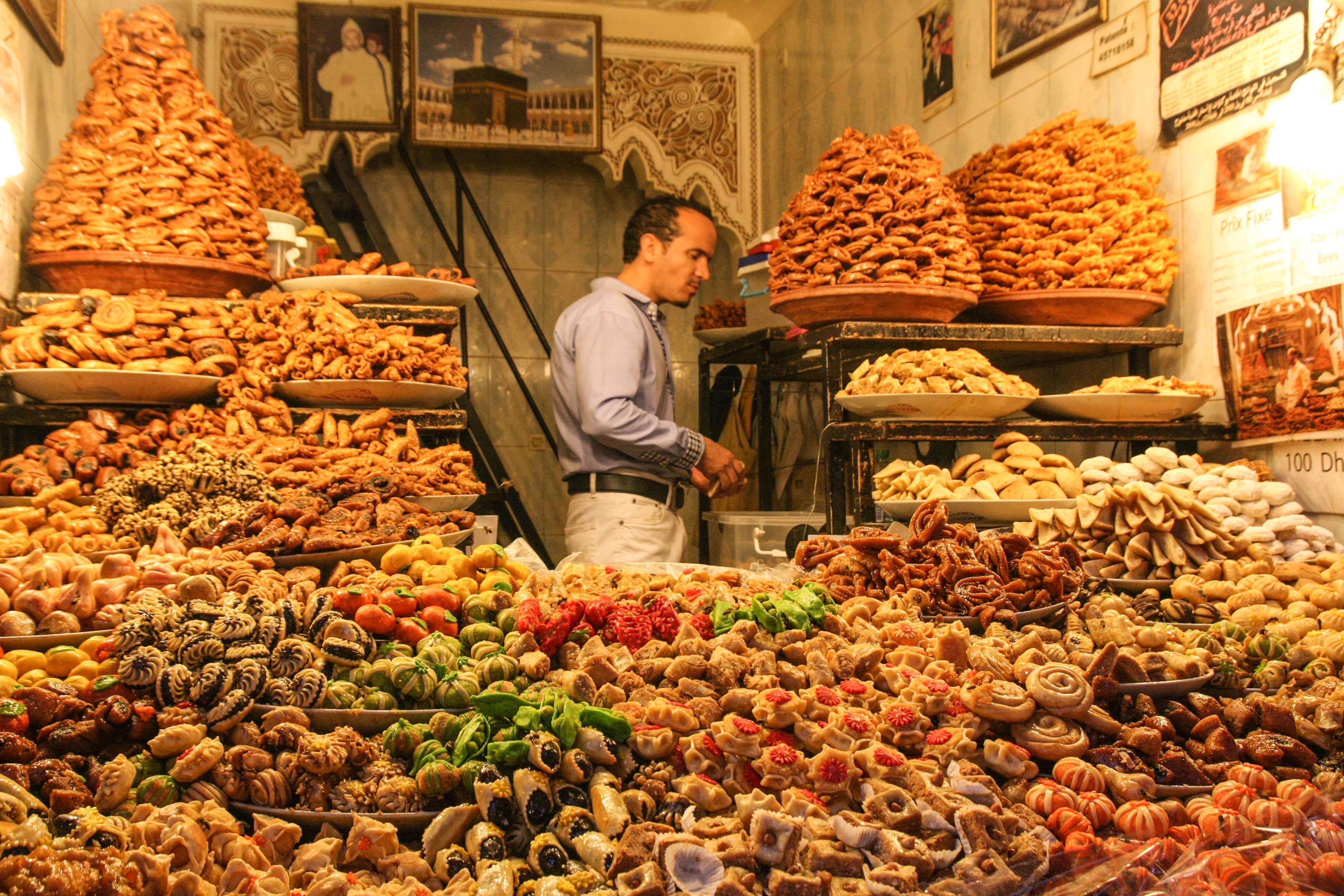 Marrakesch Gewuerze
