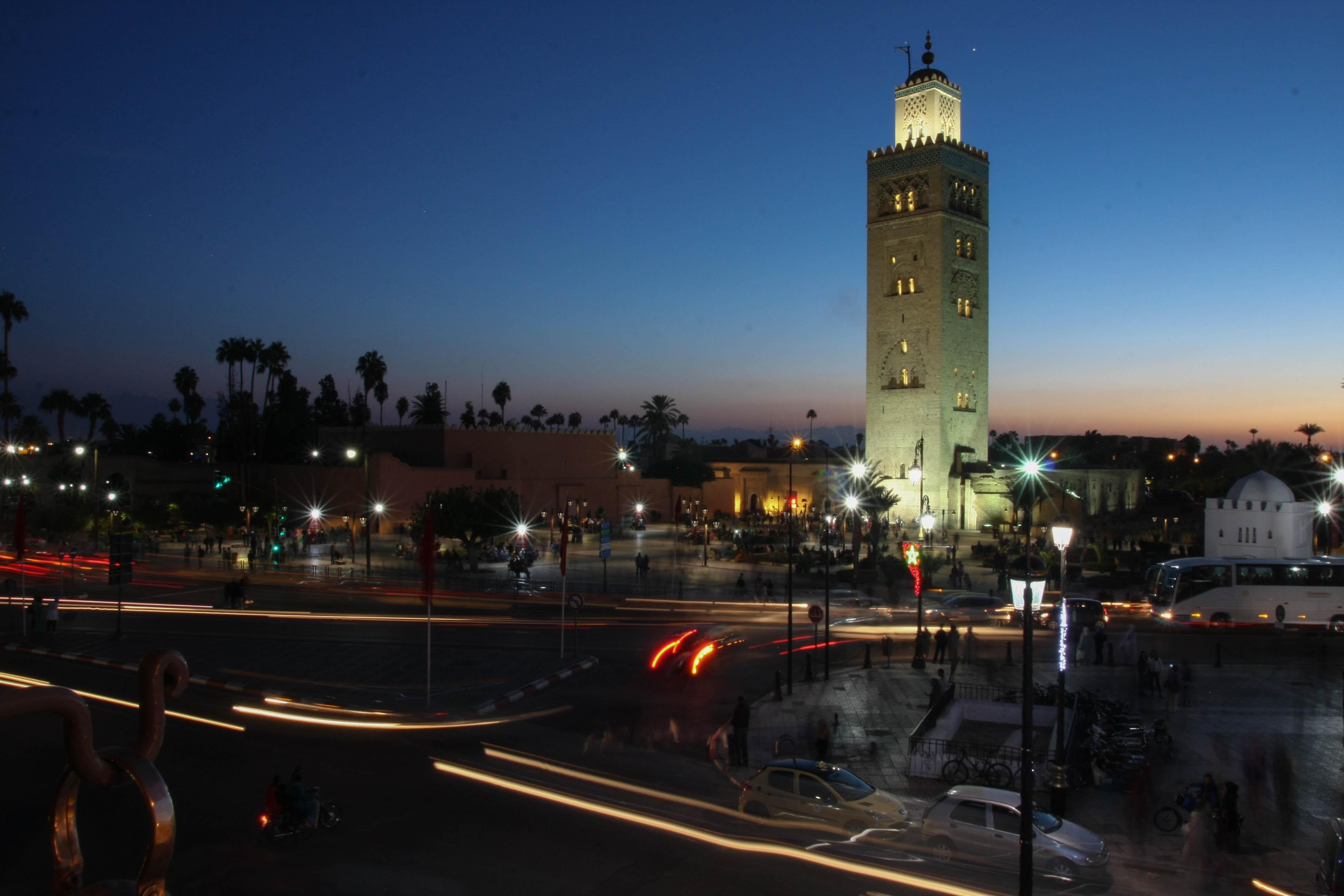 Marrakesch Moschee