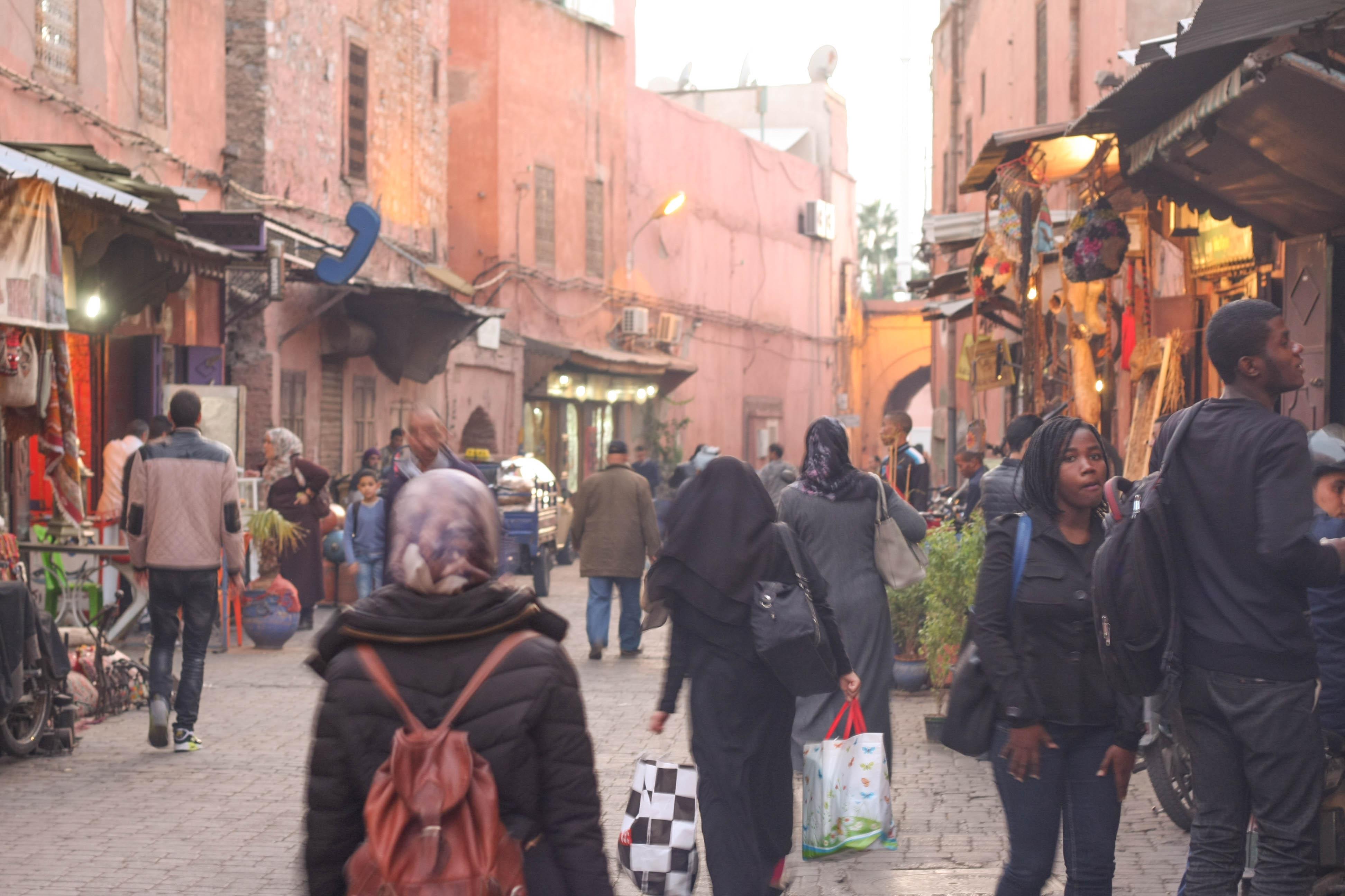 Marrakesch Strasse