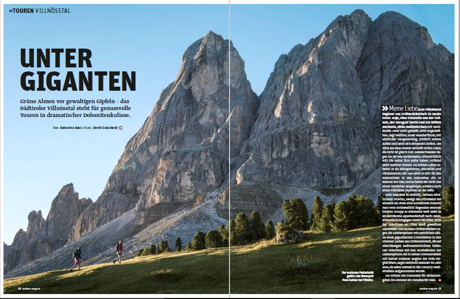 Villnösstal Südtirol