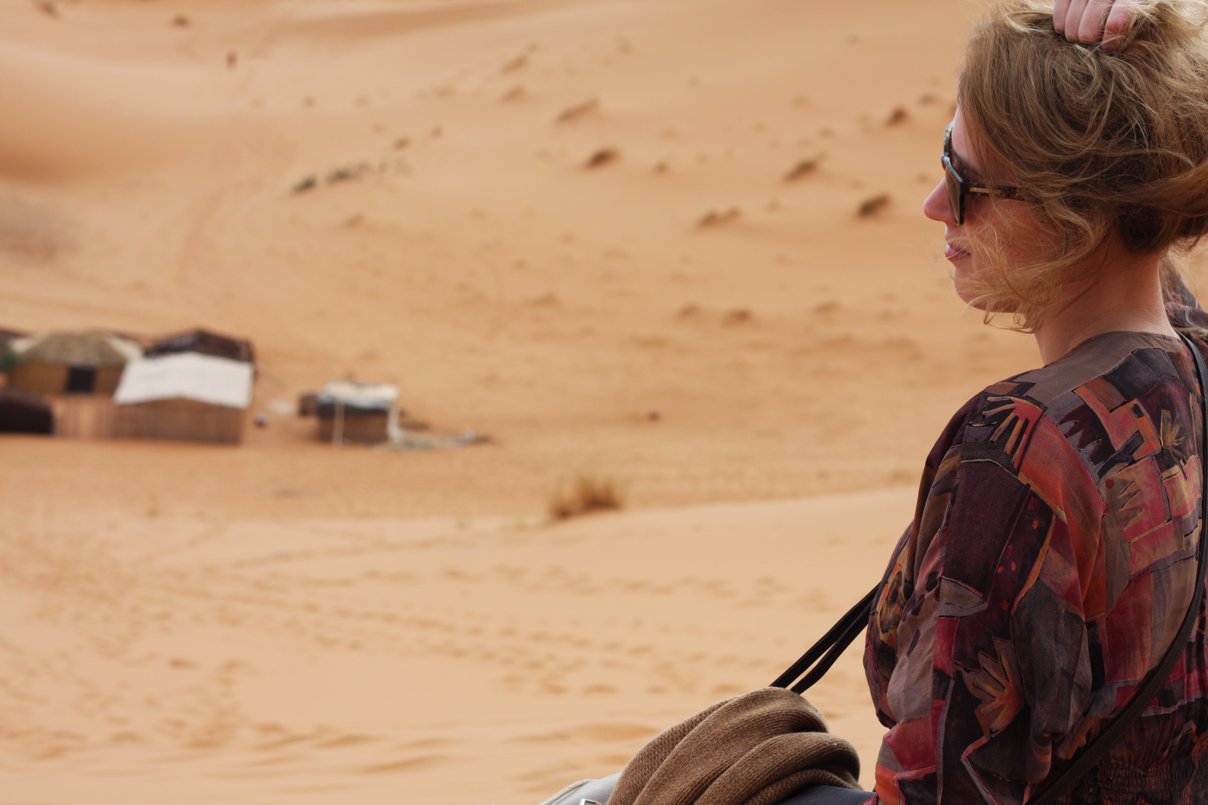 Marokko Sahara Erg Chebbi